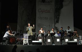 Pete McGuinness y la Big Band, hicieron vibrar al público xalapeño
