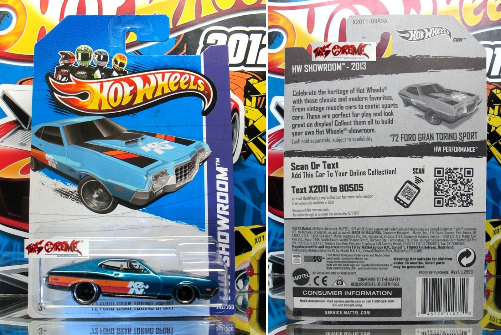 Kelvinator21s Hot Wheels