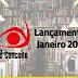 Lançamentos da Editora Novo Conceito | Janeiro 2014