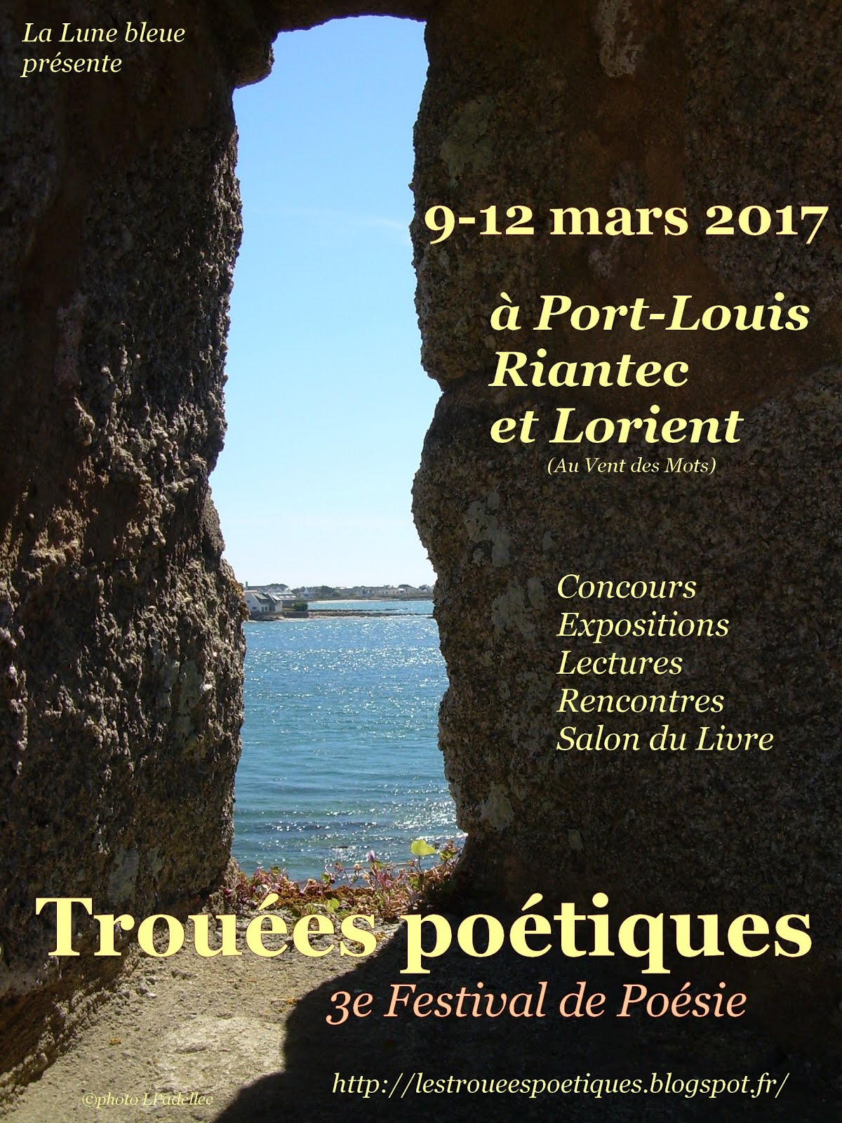 Festival Trouées poétiques 3