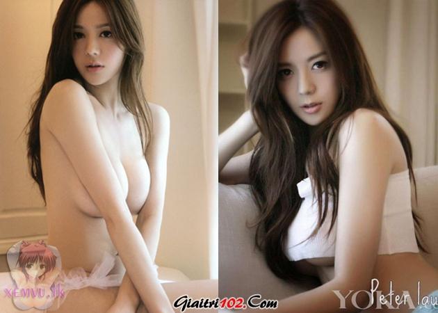Châu Vĩ Đồng ảnh nude