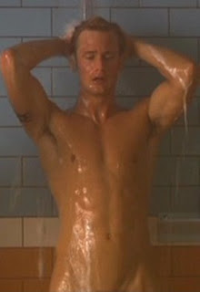 Alexander Skarsgard in the shower