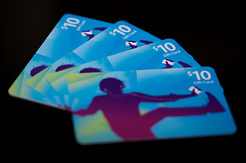 iTunes Cards {033/365}