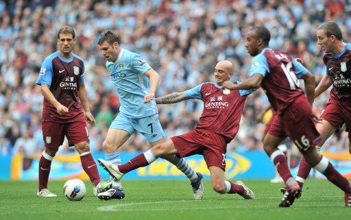 Prediksi Skor Manchester City vs Aston Villa 26 September 2012