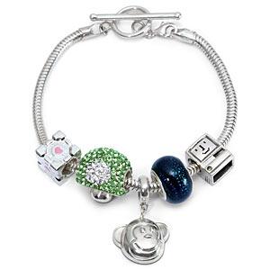 ThinkGeek Charm Bracelet
