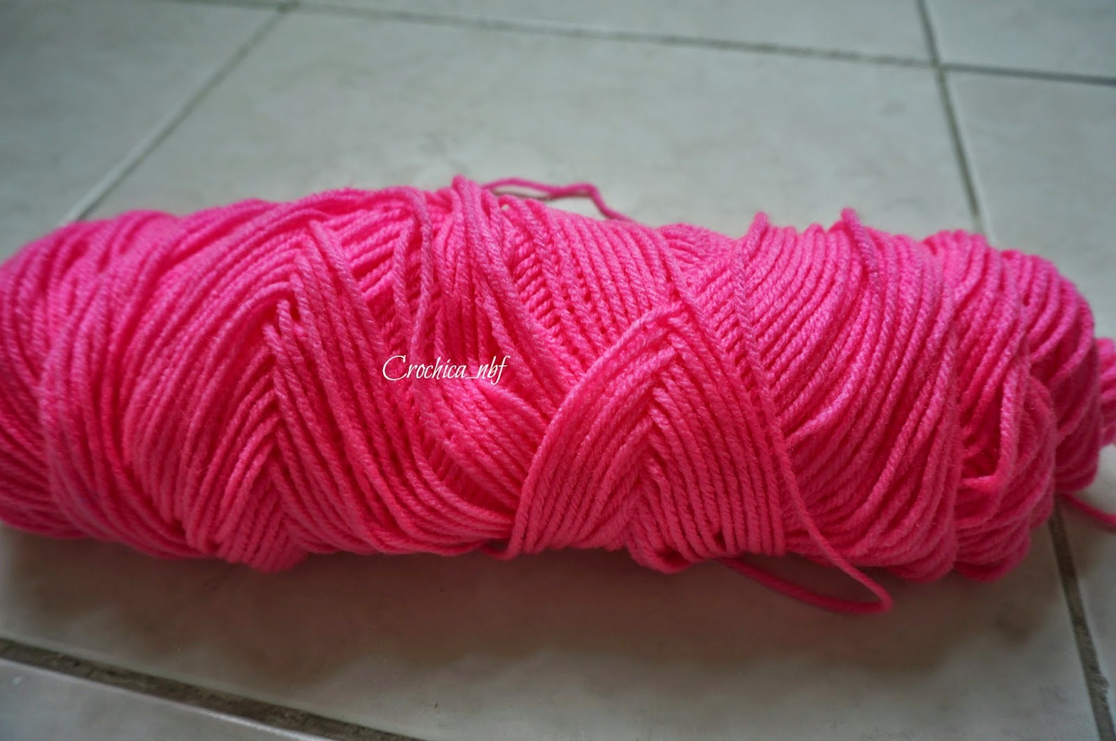 how to open a skein of yarn