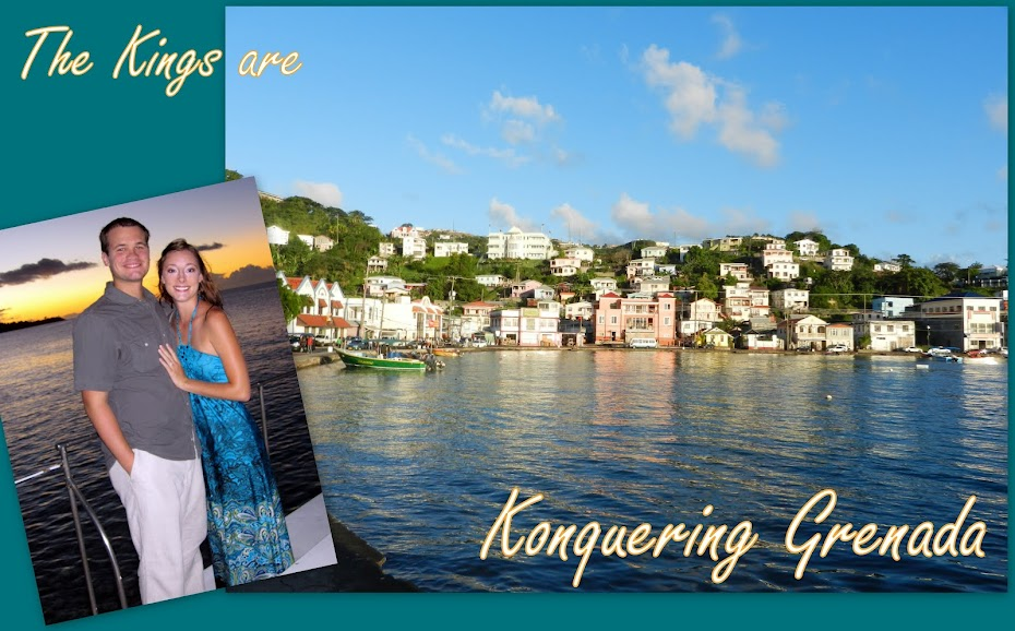 The Kings are Konquering Grenada