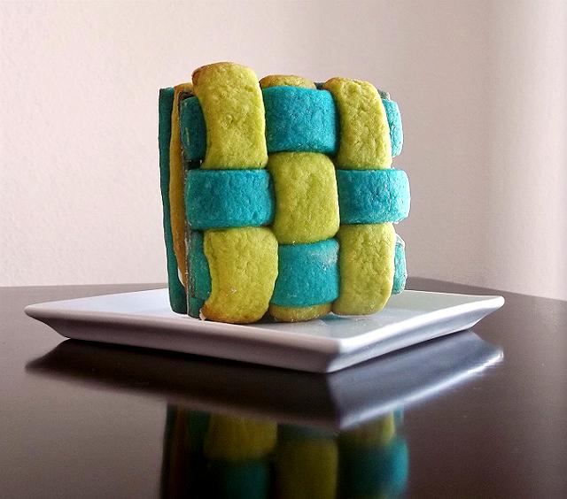 Woven Pinanta Cookies