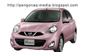 March - Nissan Mobil Terbaik pilihan keluarga Indonesia