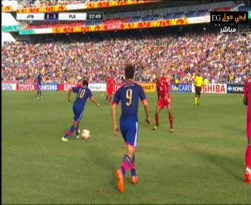 اهداف مباراة اليابان و فلسطين 4-0 فى بطولة كأس امم اسيا Goals  Japan vs Palestine