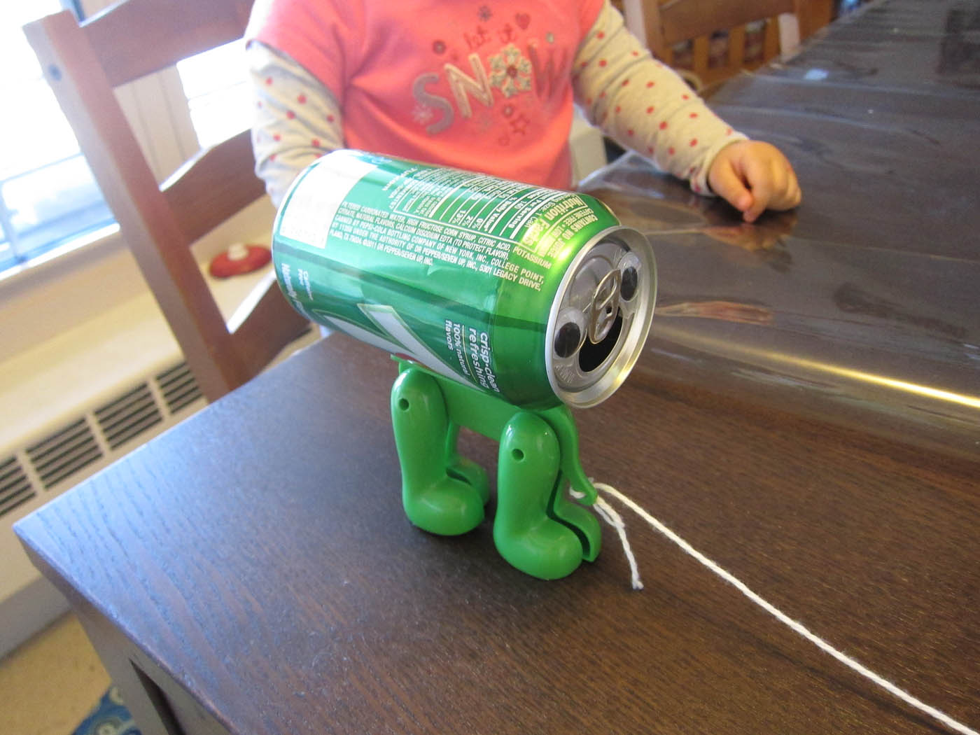 Recycling science fair projects for kindergarten for Cool recycling projects