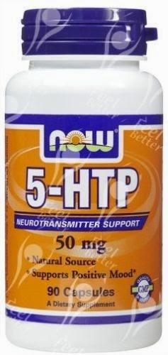 now 5-HTP, antidepressivo, disturbi del sonno, insonnia, fame nervosa