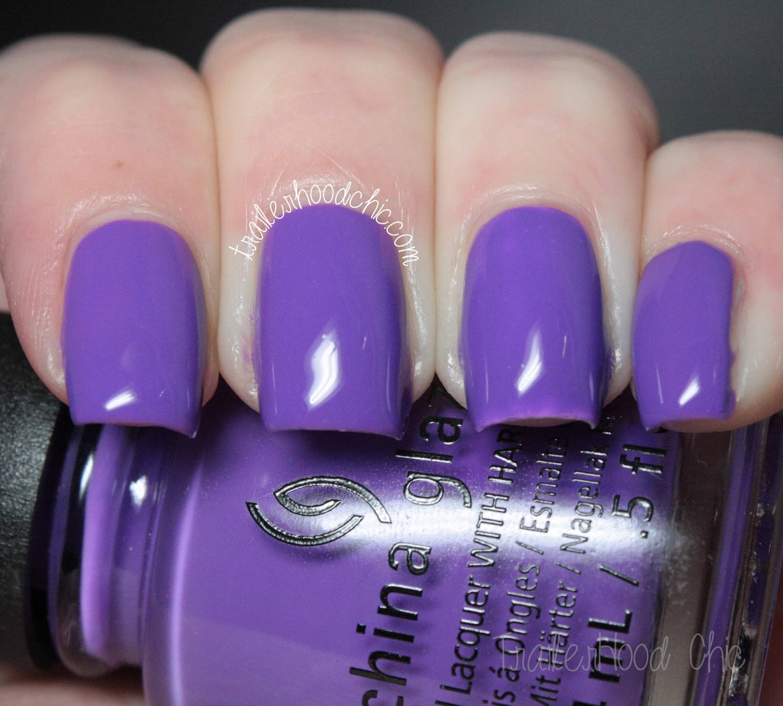 china glaze electric nights review swatches plurple