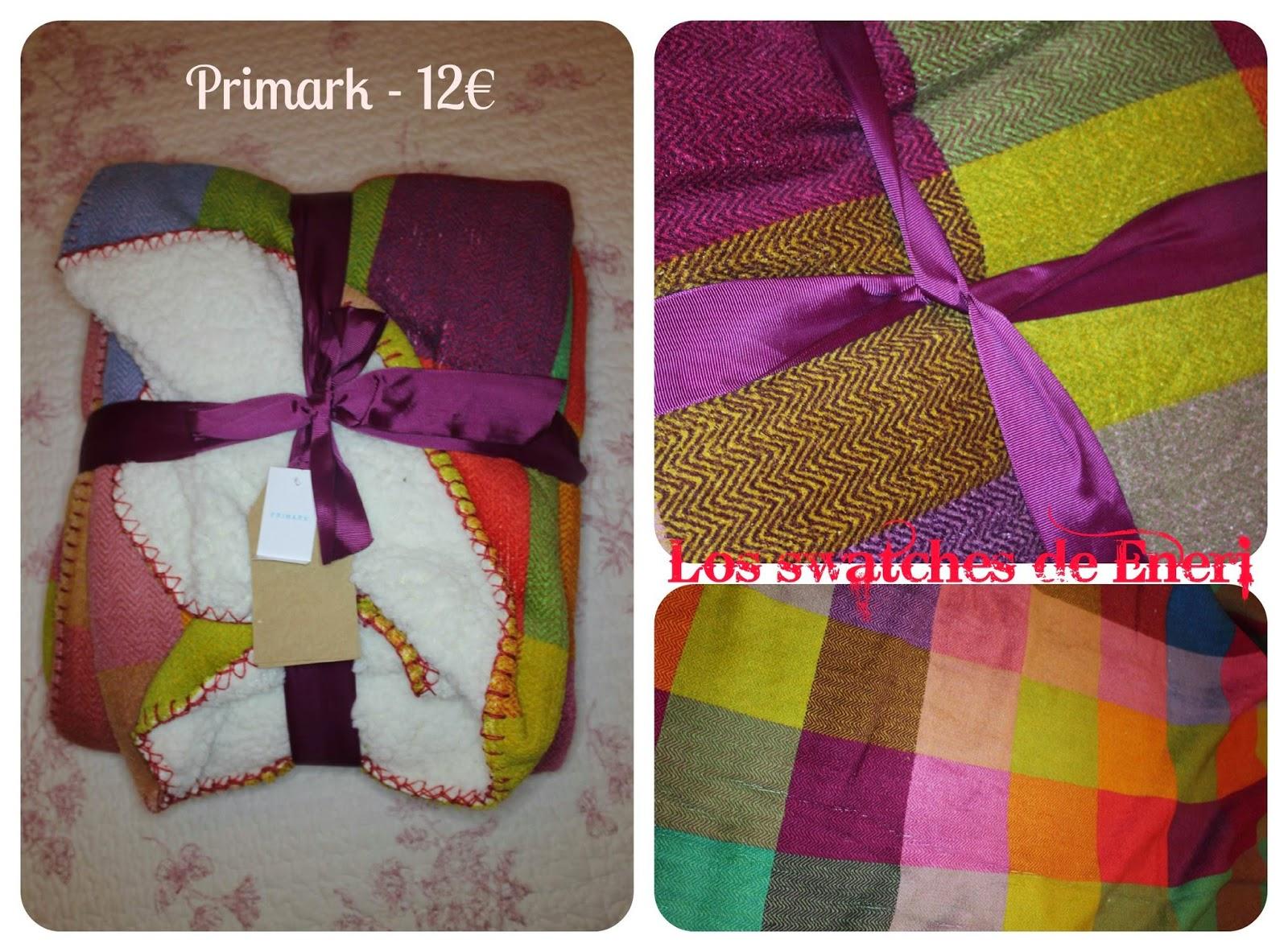 Los swatches de eneri ltimas compras de ropa y complementos - Mantas sofa primark ...