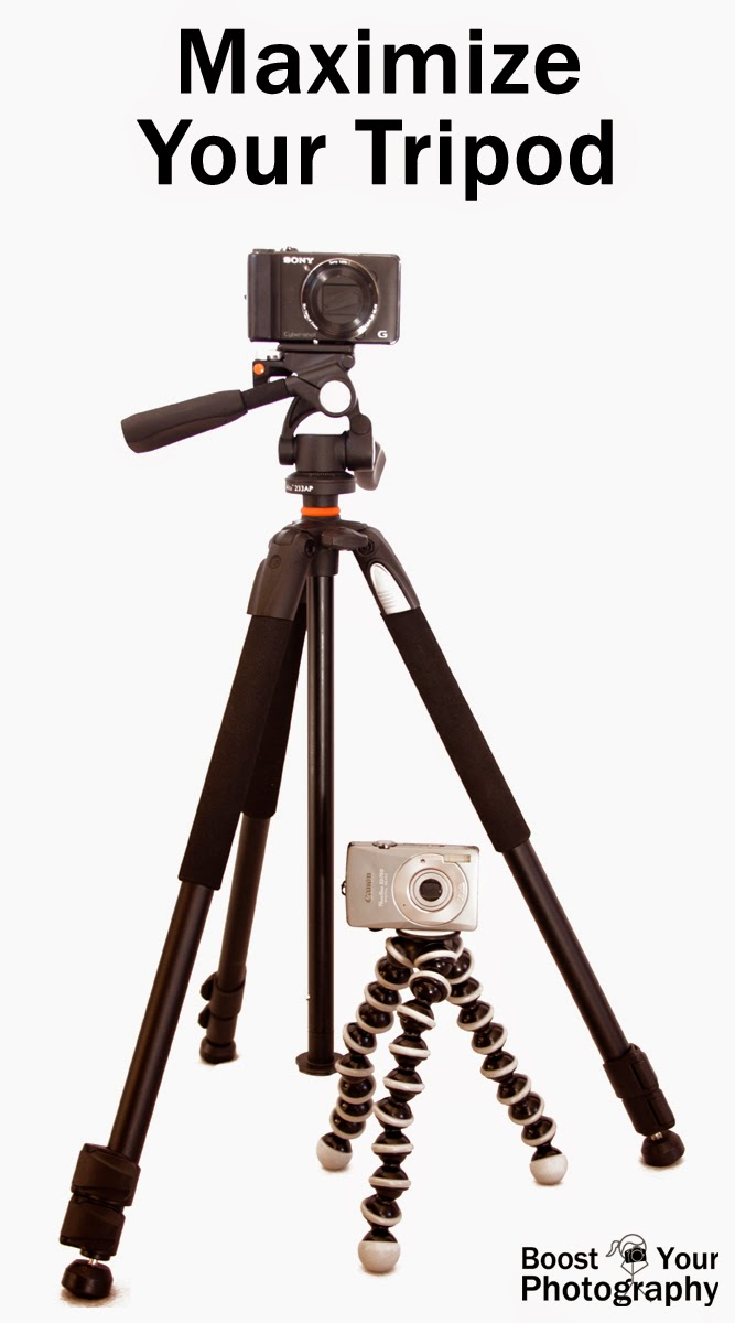 Maximize Your Tripod | Boost Your Photography
