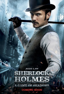 Posters Sherlock Holmes  a Game of Shadows