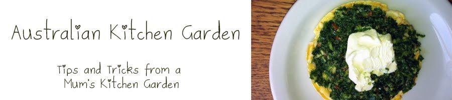 Australian Kitchen Garden Mum