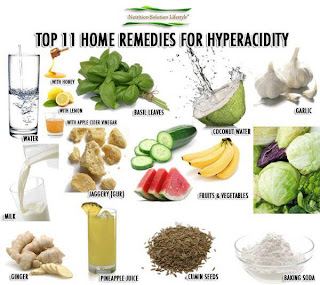 Top 11 Home Remedies for HyperAcidity