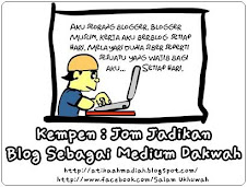 ~blogger muslim~