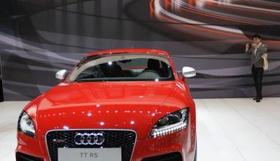 Gambar Mobil Mewah New York International Auto Show