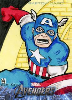 captain america, avengers, j(ay)