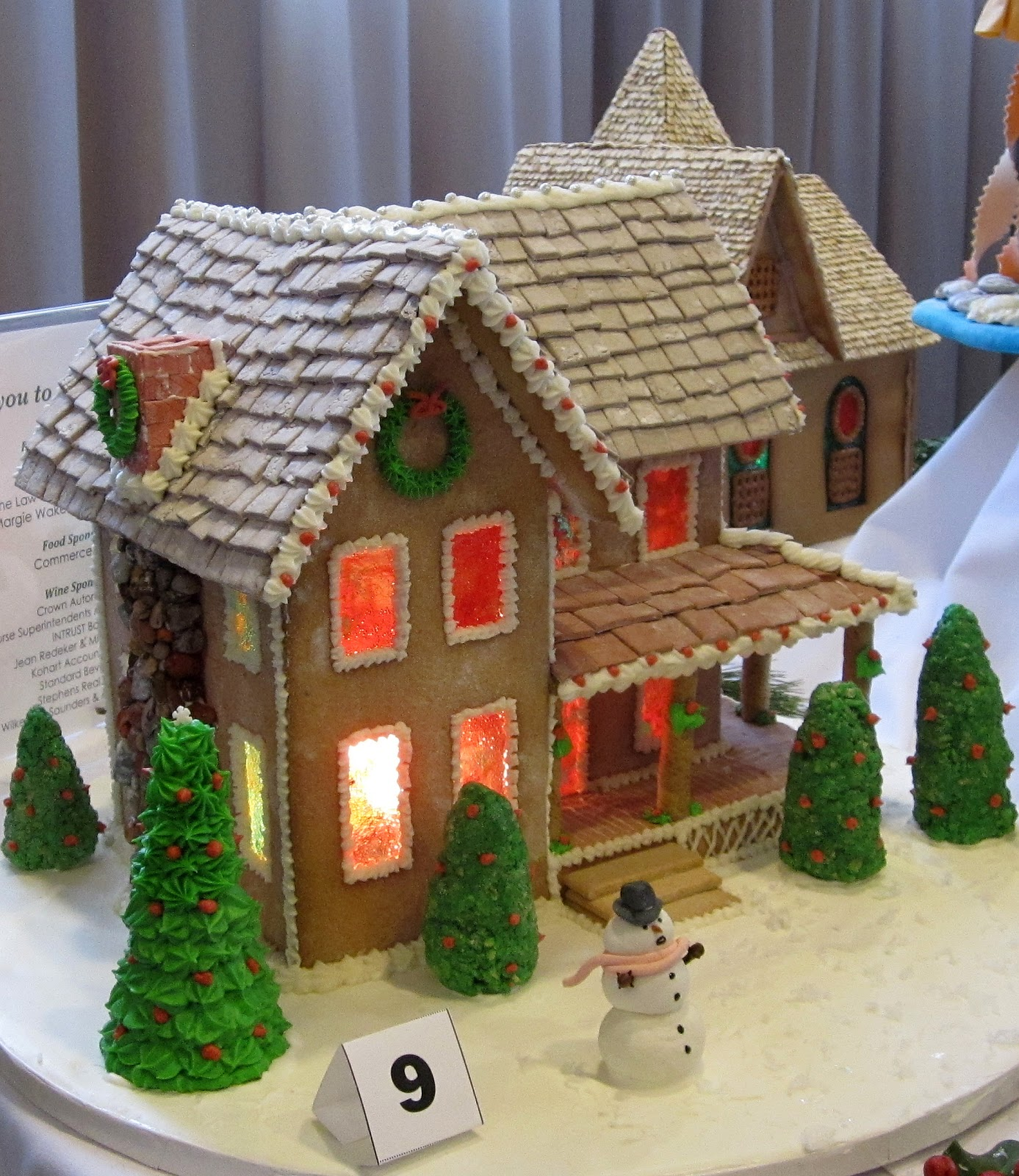 amy bradley designs  gingerbread houses