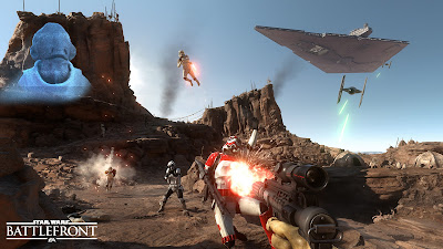 DICE Introduce Star Wars: Battlefront Missions - We Know Gamers
