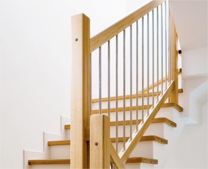 Vivre shabby chic partner rintal scale in legno dal 1974 - Scale da interno in muratura ...