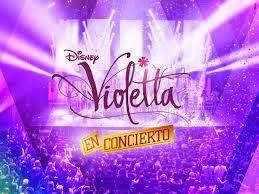 Entradas Violetta en España 2015