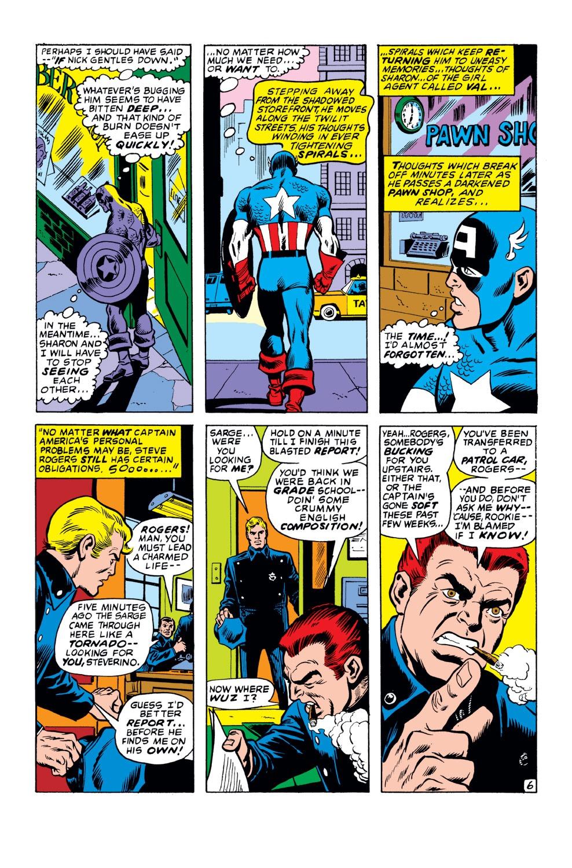 Captain America (1968) Issue #149 #63 - English 7