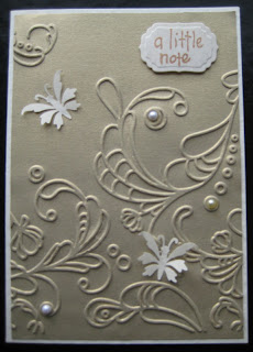 Suzanne Stampin Up Embossing Folders