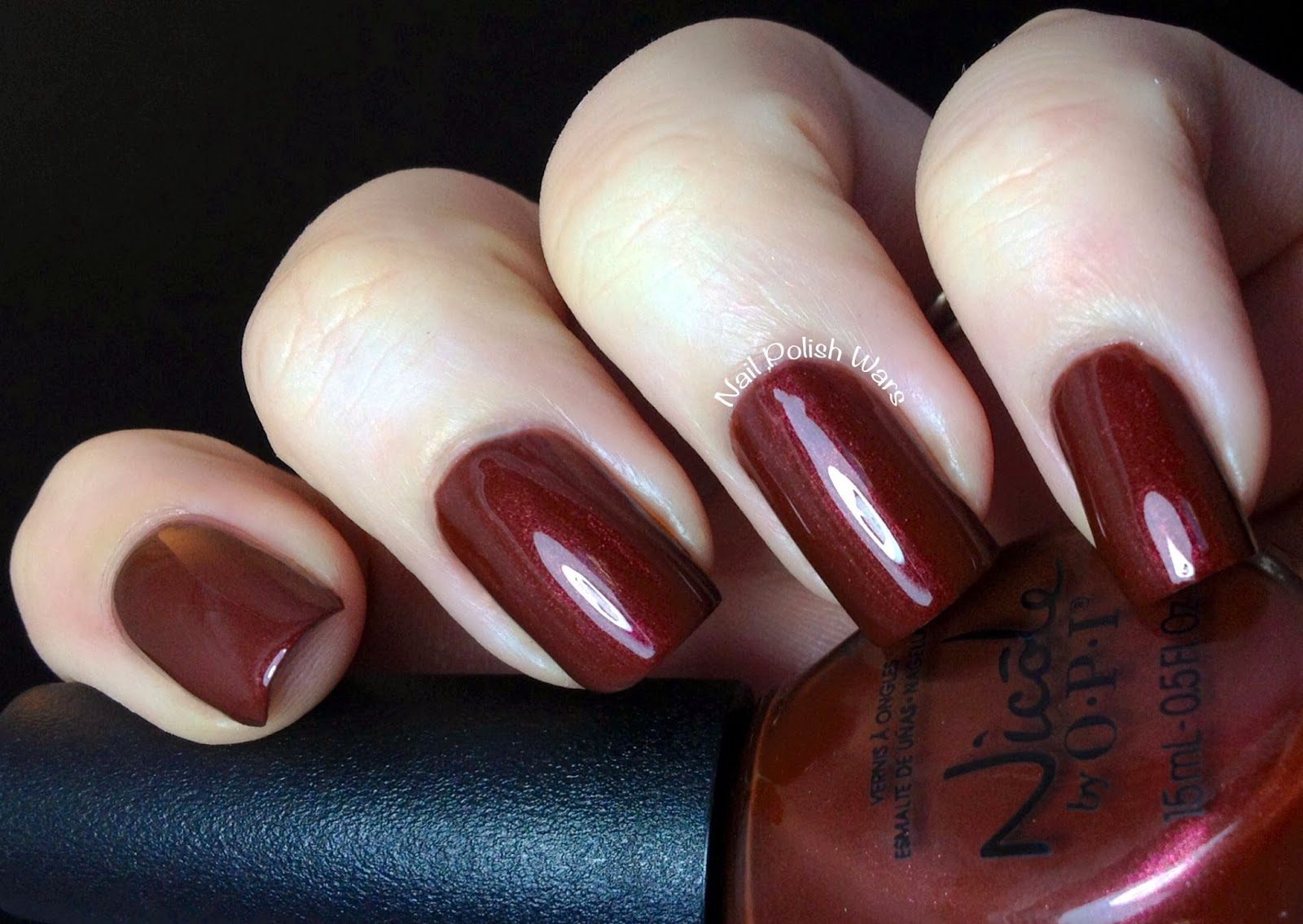 Nail Polish Wars: Nicole by OPI & Dove Chocolate Want You to Win a ...