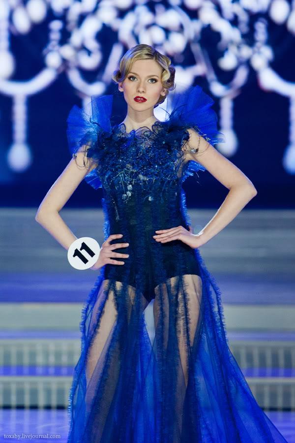 Miss Belarus World 2013 Mariya Velichko