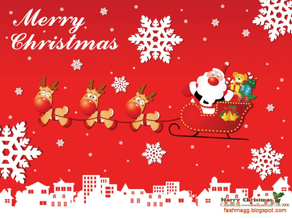 Merry Christmas X-Mass Greeting E-Cards Pictures-Christmas Cards ...