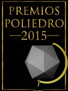 Premio Poliedro 2015 al mejor sitio web de rol