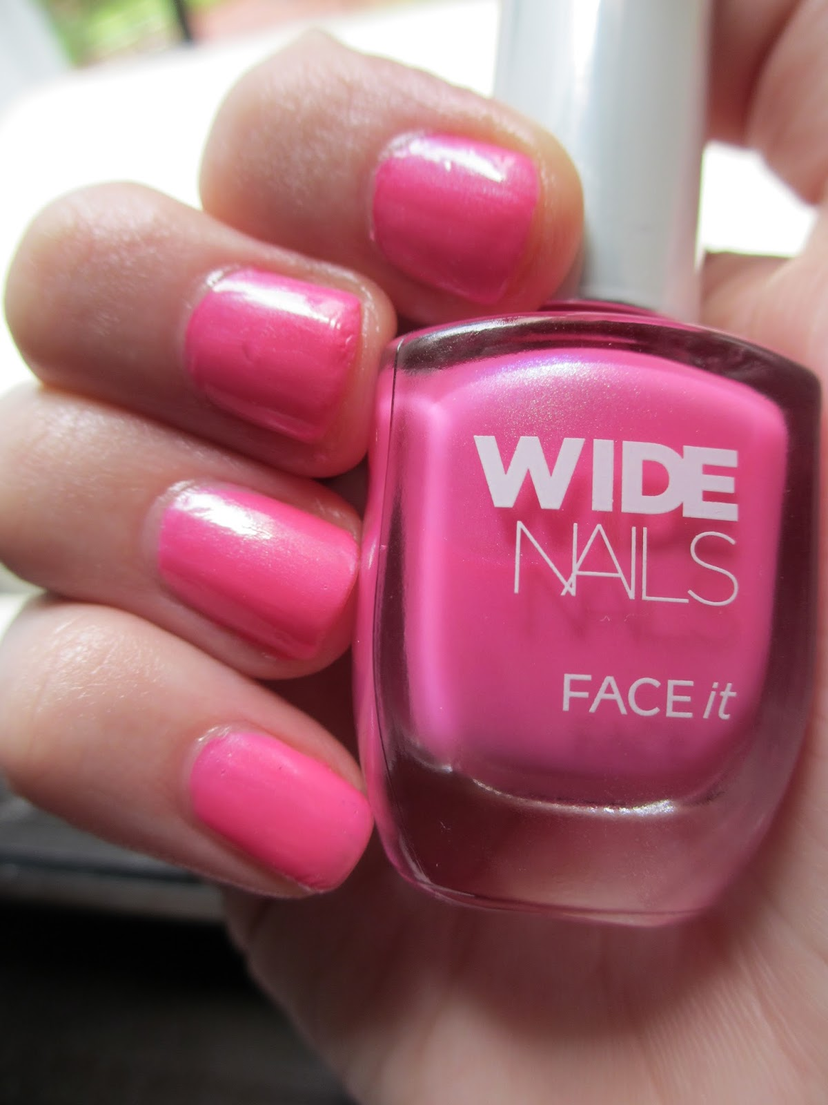 face it wide nails pk101