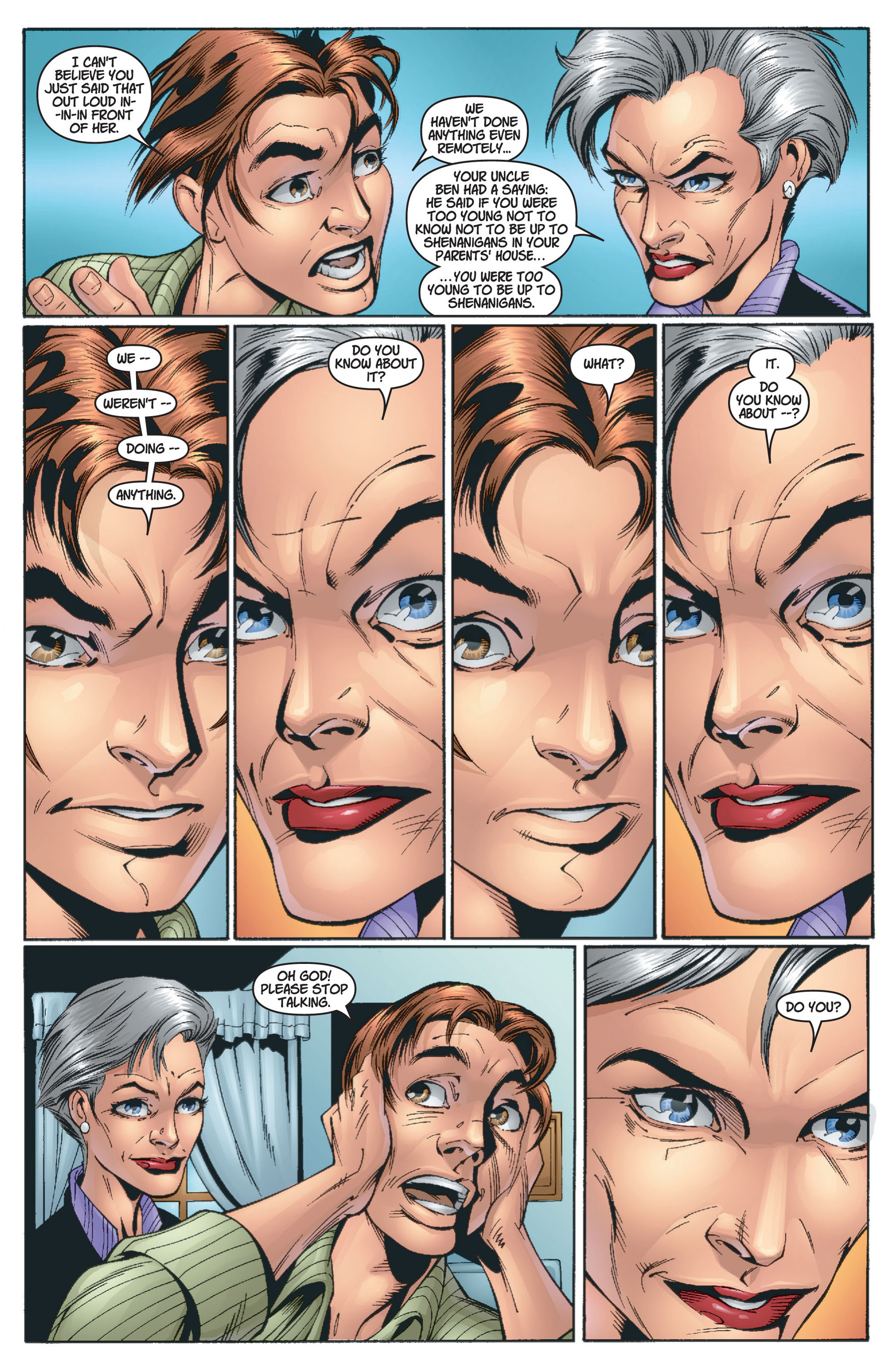 Ultimate Spider-Man (2000) Issue #13 #17 - English 21