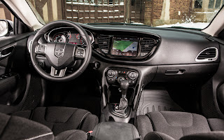 2013 Dodge Dart SXT Dashboard