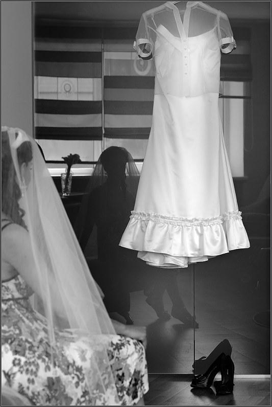 išskirtinė nuotakos suknelė