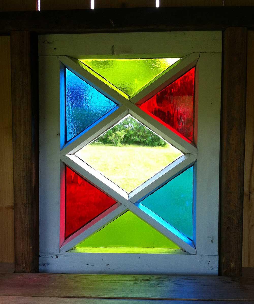 Krumelurer och streck: Knarvel och fönster