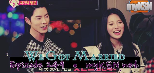 Butik Nuri Maulida: We Got Married Episode 249 English Sub