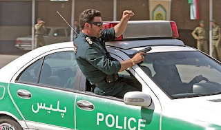 funny picture Arab police