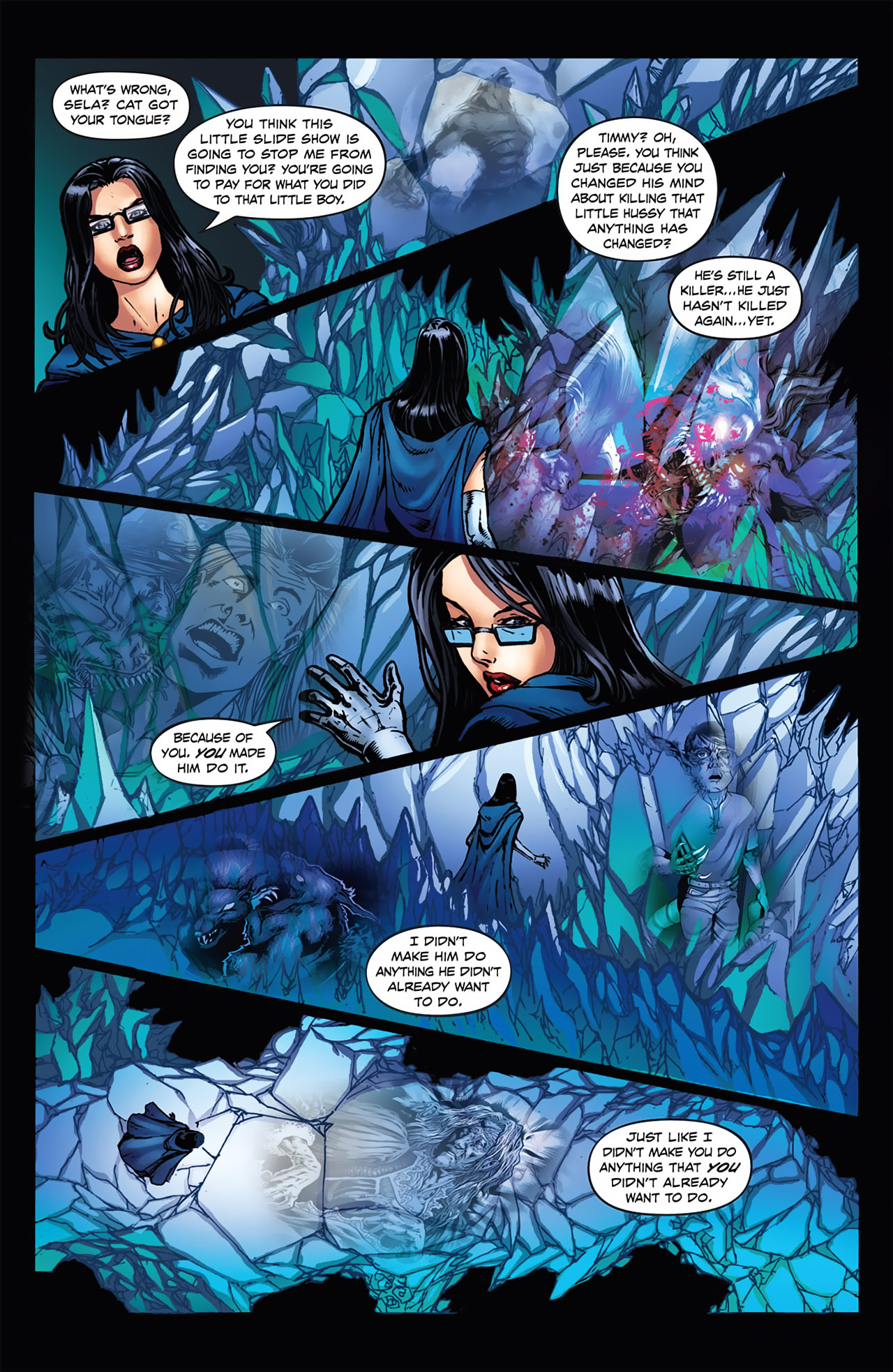 Grimm Fairy Tales (2005) Issue #23 #26 - English 7