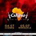 Em pleno mundial da copa do mundo a Banda Calypso faz uma tour na Africa
