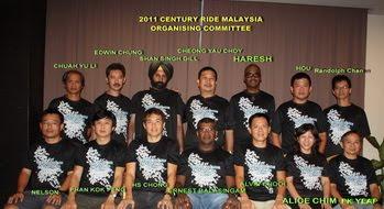 2011 ORGANISING COMMITTEE