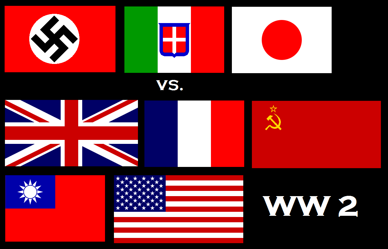 The Mad Monarchist: The World War II World Order