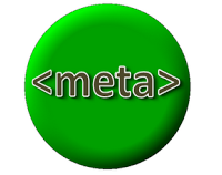 placing a meta tag on a website