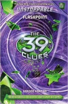 The 39 Clues: Unstoppable: Flashpoint