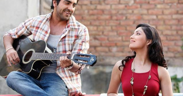 Guitar Tabs For Pani Da Rang - Vicky Donor !! (^_^) !!