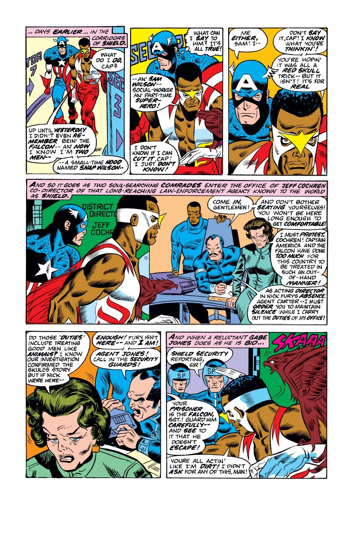 Captain America (1968) Issue #191 #105 - English 3